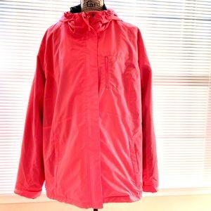 LIVI ACTIVE • neon pink 2-in-1 winter coat